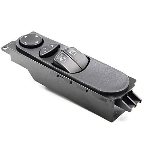 CarWorld para Mercedes-Benz W639 Viano Deterrence 2003-2012, 6395450913 Nuevo Interruptor de Ventana eléctrico Maestro Interruptor de Ventana eléctrica