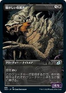 マジックザギャザリング IKO JP 288 騒がしい収穫者 (日本語版 アンコモン) イコリア:巨獣の棲処 Ikoria: Lair of Behemoths