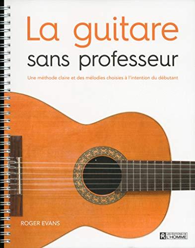 La guitare sans professeur