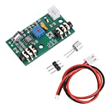 Mxzzand Modulo Amplificatore per Microfono DC 2.6-10V per amplificazione del Segnale...