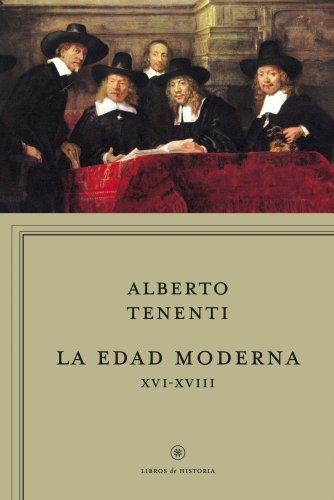 La edad moderna XVI-XVIII (Libros de Historia)