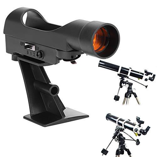 Mavis Laven sterrenwijzertelescoop zoekerkijker, rode puntzoeker ster kijker voor Celestron 80EQ 80 / 90DX SE Astro telescoop