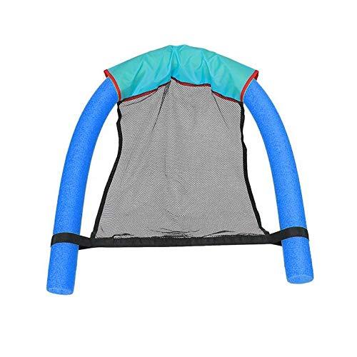 TOMMY LAMBERT Schwimmender Stuhl für Schwimmbad, Strand, Seen, Kinder und Erwachsene