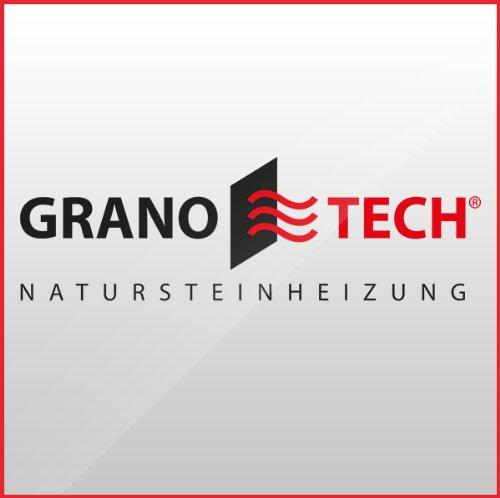 Granotech® Marmor-Infrarotheizung / 400 Watt Carrara - 4