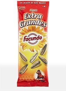 Facundo Pipas Extra Grandes - 5 Bolsas x 85 g