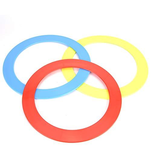 Apoyos acrobáticos adecuados, calidad material Pp capacidad de reacción de la mano (amarillo)