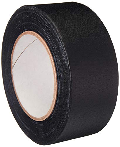top rated Amazon Basics Residual, Non-Reflective Tape – 2 x 90ft Black 2020