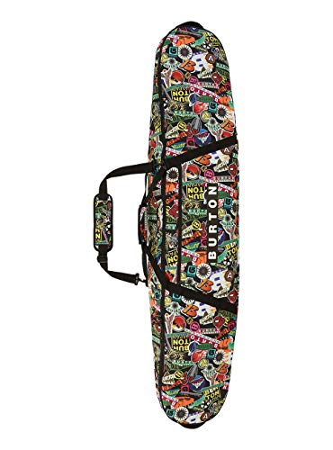 Burton Gig Board Bag, Stickers Print, 181