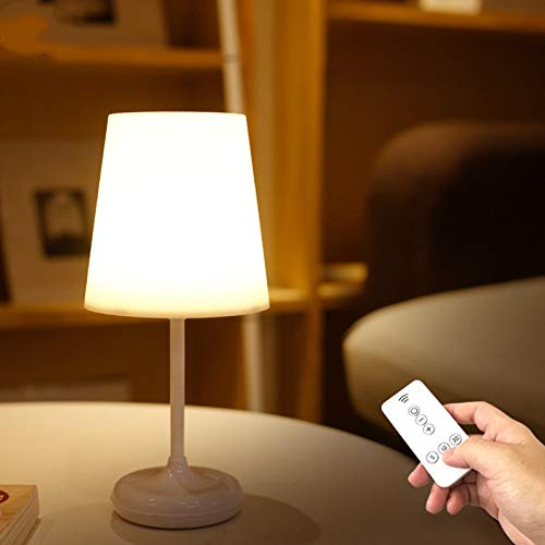 Zaklamp LED-leeslamp oogbescherming bureaulamp Touch Dimbare USB opladen tafellamp met afstandsbediening Eye-Care Desk Lamp