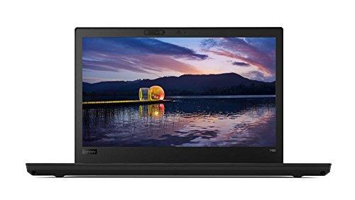 Lenovo ThinkPad T480 Intel 1800 MHz 8192 MB portátil, impulsión Dura del Flash Gráficos UHD 620 (Reacondicionado)