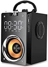 $63 » NILINMA Speaker T3 Speakers Portable Column High Power 3D Stereo Subwoofer Music Center Support AUX TF FM Radio HiFi