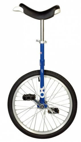 Einrad OnlyOne 20 Zoll blau