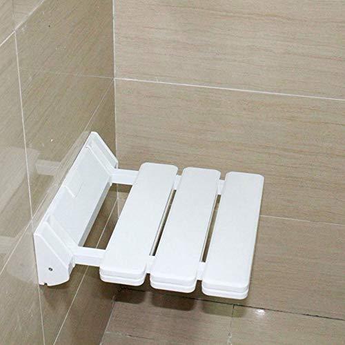 BALLSHOP Klappbarer Duschsitz Zur Wandmontage Dusch Klappsitz Dusch Hocker Duschhilfe