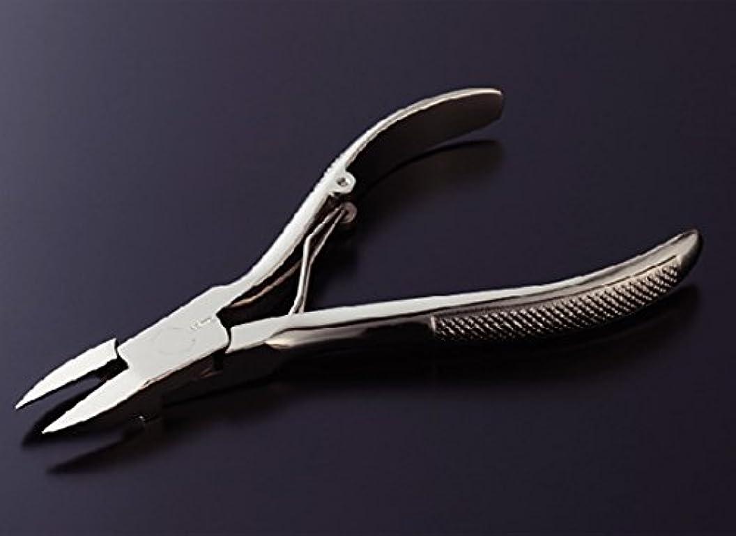 ルネッサンス準備する転送光月作手作りニッパ型爪切り巻き爪用