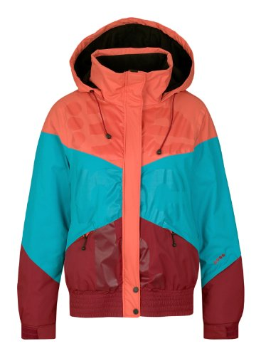 Bench Damen Funktionsjacke CHRYSTAL CHRISTY, emberglow, XS, BLKA1399_OR048