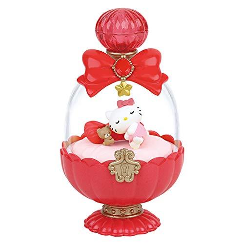 GAOAO Juego de Caja ciega de Mundo de ensueño en una Botella, Personaje de Sanrio, Lindas Decoraciones de muñecas (6 Piezas) Decorative Ornaments