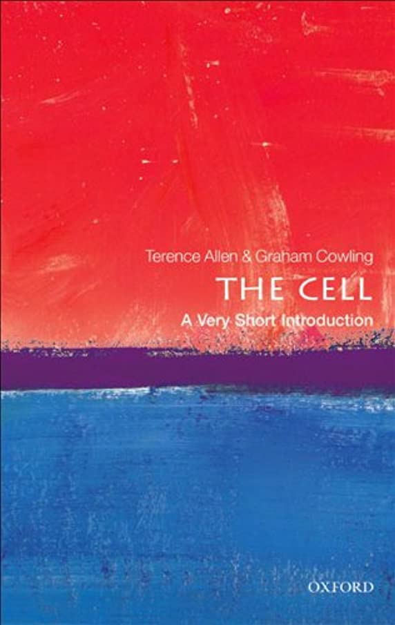 鷹死にかけている先駆者The Cell: A Very Short Introduction (Very Short Introductions) (English Edition)