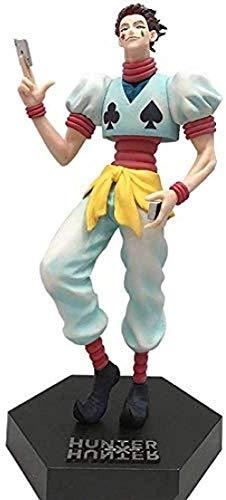 Nonbrand Hunter X Hunter Hisoka Poker Statue Anime Figur Beste Freund Geschenke 24CM