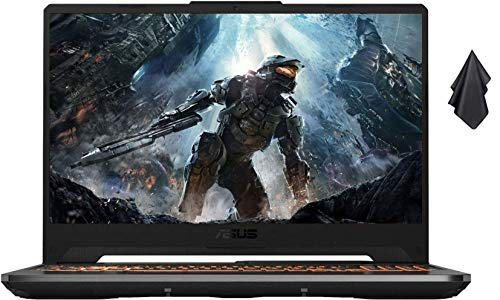 2021 ASUS TUF 15.6' FHD Premium Gaming Laptop, 10th Gen Intel Quad-Core i5-10300H, 16GB...