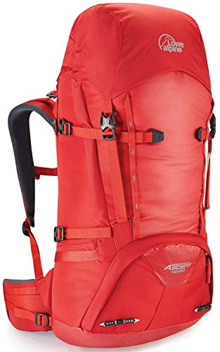 Lowe Alpine Mountain Ascent 40:50 Backpack Men red 2018 outdoor daypack