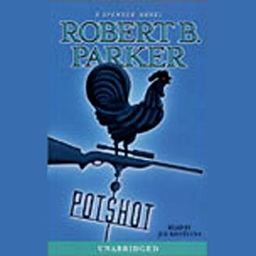 Potshot audiobook cover art