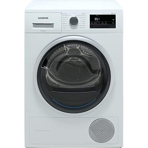 Siemens WT45M232GB iQ300 Freestanding Heat Pump Tumble Dryer - White