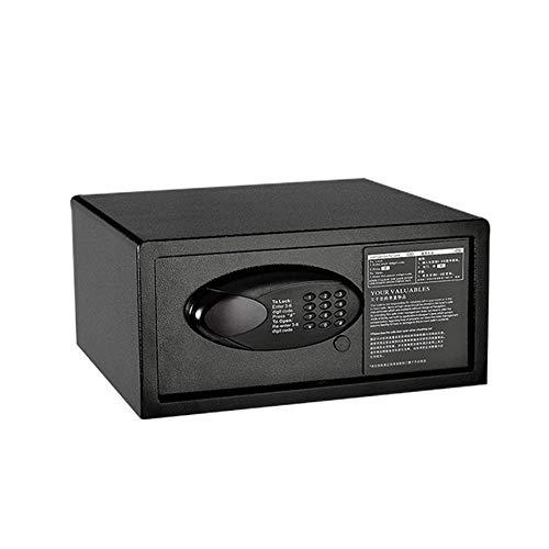 IJeilo Safe Box Kantoor met meerdere verdiepingen Veilig nachtkastje Elektronisch Wachtwoord All-steel Kluis Thuis Veilig Elektronisch Veilig