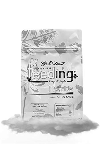 Powder Feeding Green House Powder Feeding Hybrids 1 kg, 15 x 18 x 7 cm