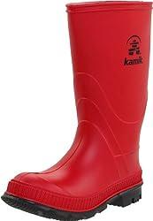 kamik stomp kids rain boots