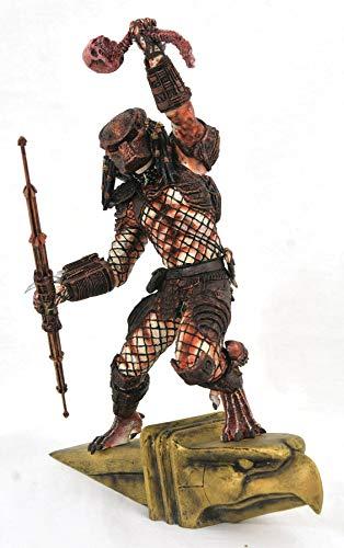 Diamond Select- Predator 2 Estatua City Hunter 28 cm, Multicolor (FEB202406)
