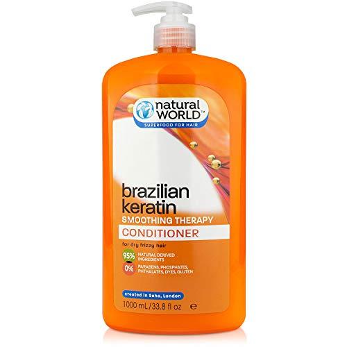Natural World Balsamo Lisciante - 1000 Ml