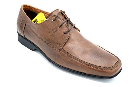 Pitillos 815 Marron - Zapato de Cordones para Hombre (44)