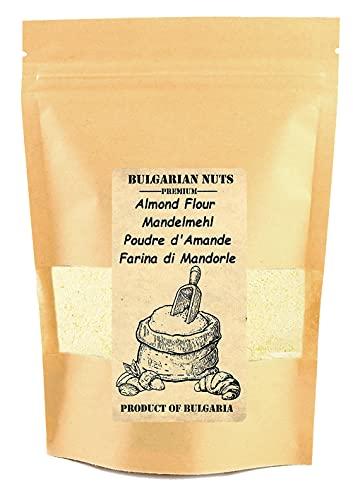 1 kg Farina di Mandorle Pelate Crudi   Senza glutine