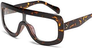 TYJYY Sunglasses Lunettes De Soleil Mode pour Femmes Grandes Lunettes De Soleil De Luxe pour Dames De Designer, Lunettes D...
