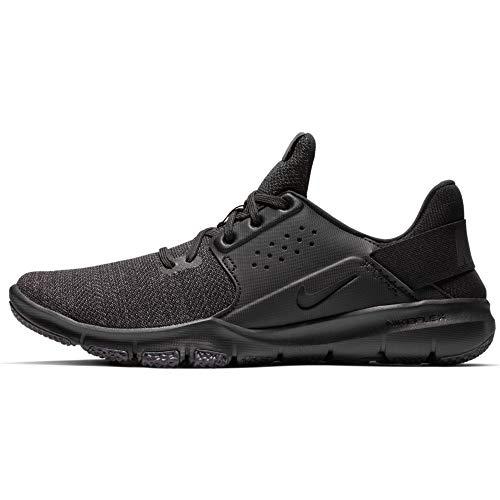 Nike Men's Flex Control TR3 Sneaker, Black/Black - Anthracite - White, 11.5 Regular US
