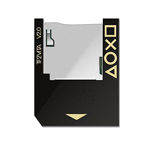 ENET SD2VITA PSVITA Micro SD Speicherkarte Adapter nur für Playstation Vita Henkaku