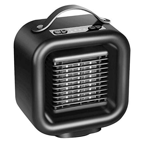 Dsnmm Termoventilatore Hot Electric Fan Portatile con Registrabile termostato di surriscaldamento di...