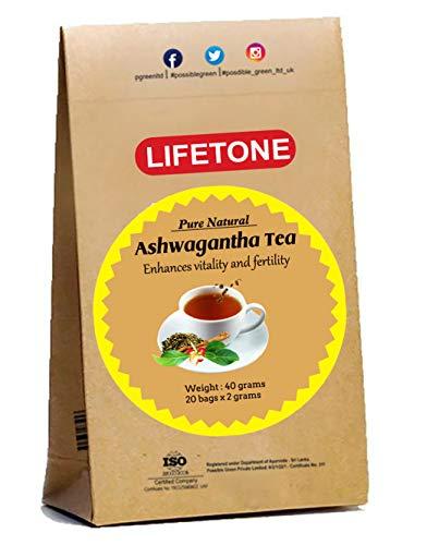 Bockshornklee Samen Tee Body Detox once-daily Gesundheit Booster 20Herbal Teebeutel 40g