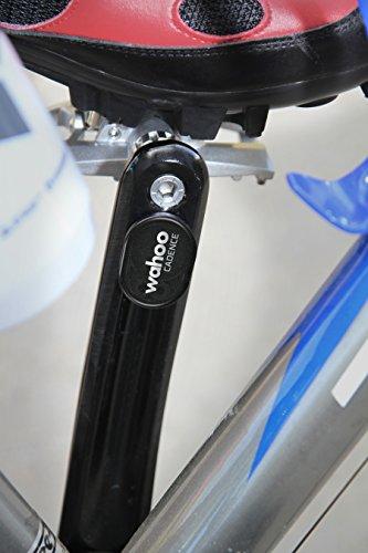 Wahoo RPM Cycling Cadence Sensor, Wireless Bluetooth and ANT+