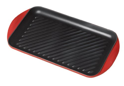Le Creuset Extra Large Double Burner Grill Pan