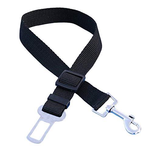 NewIncorrupt Mascota Perro Gato cinturón de Seguridad de Coche arnés Ajustable cinturón de Seguridad Correa de Plomo para Perros pequeños medianos Clip de Viaje Suministros para Mascotas