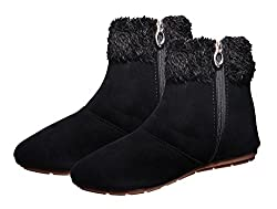 Thari Choice Womens Velvet Shoes