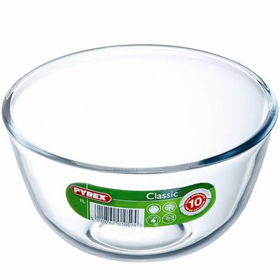 Pyrex Mixing Glass Bowl, 1.0L 179B000