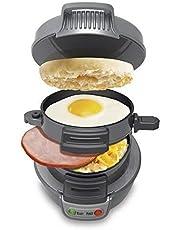 Elektrische ontbijtsandwichmaker | Ontbijtmaker