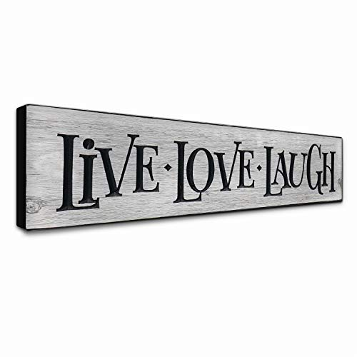 CUNYA 3D acrilico specchio Wall Art Stickers Lettere Cuore Ibisco Fiore Composte Carta da parati Decalcomania per cameretta dei bambini DIY Love Live Laugh bagno e soggiorno camera da letto