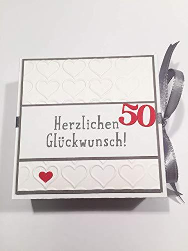 Wunschbox zum Geburtstag, Jahreszahl individualisierbar! Geldgeschenk Geburtstag, Geburtstagsgeschenk, zum Geburtstag, Geschenkbox