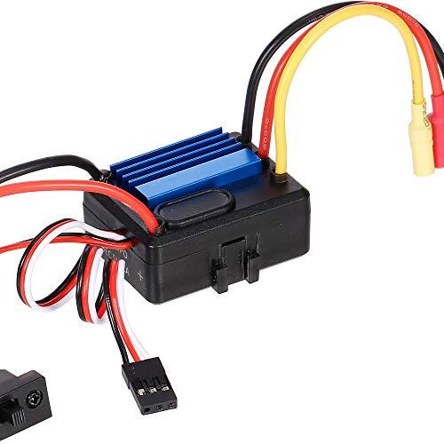 Quickbuying Racerstar 2838 Sensorless Waterproof Motor 3600//4500KV 35A ESC for 1//12 1//14 Cars 1:12 1:14 Parts