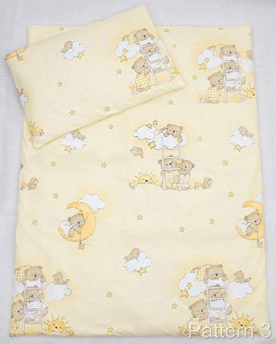 2 Piece Baby Kids Bedding Set 12...