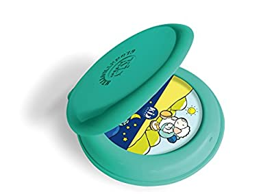 Kidsleep Globetrotter Green from Claessens' Kids