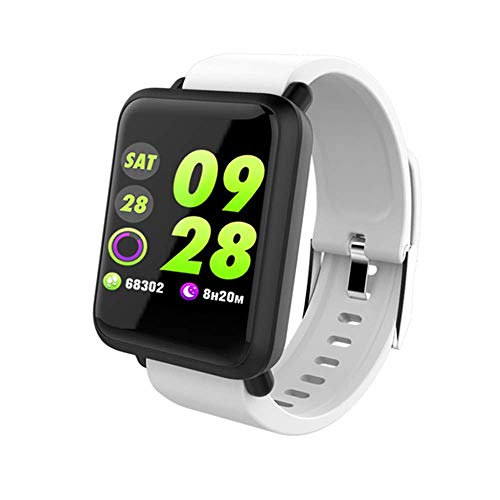 OPTA SB-047 O-Versa SB-047 Bluetooth Smart Watch for Android, iOS Devices(White)